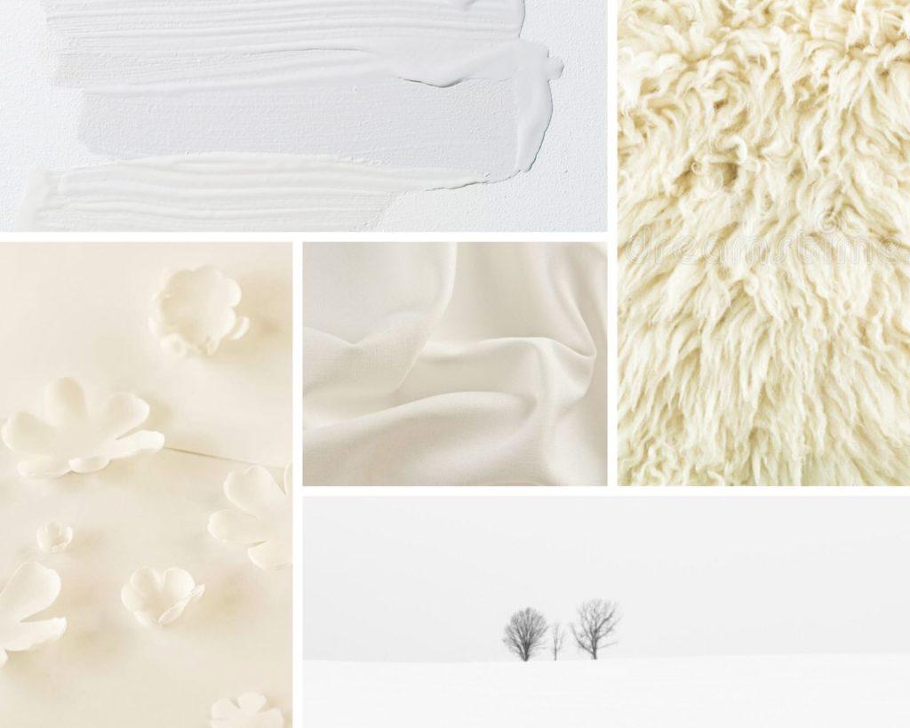 biel w stylizacji