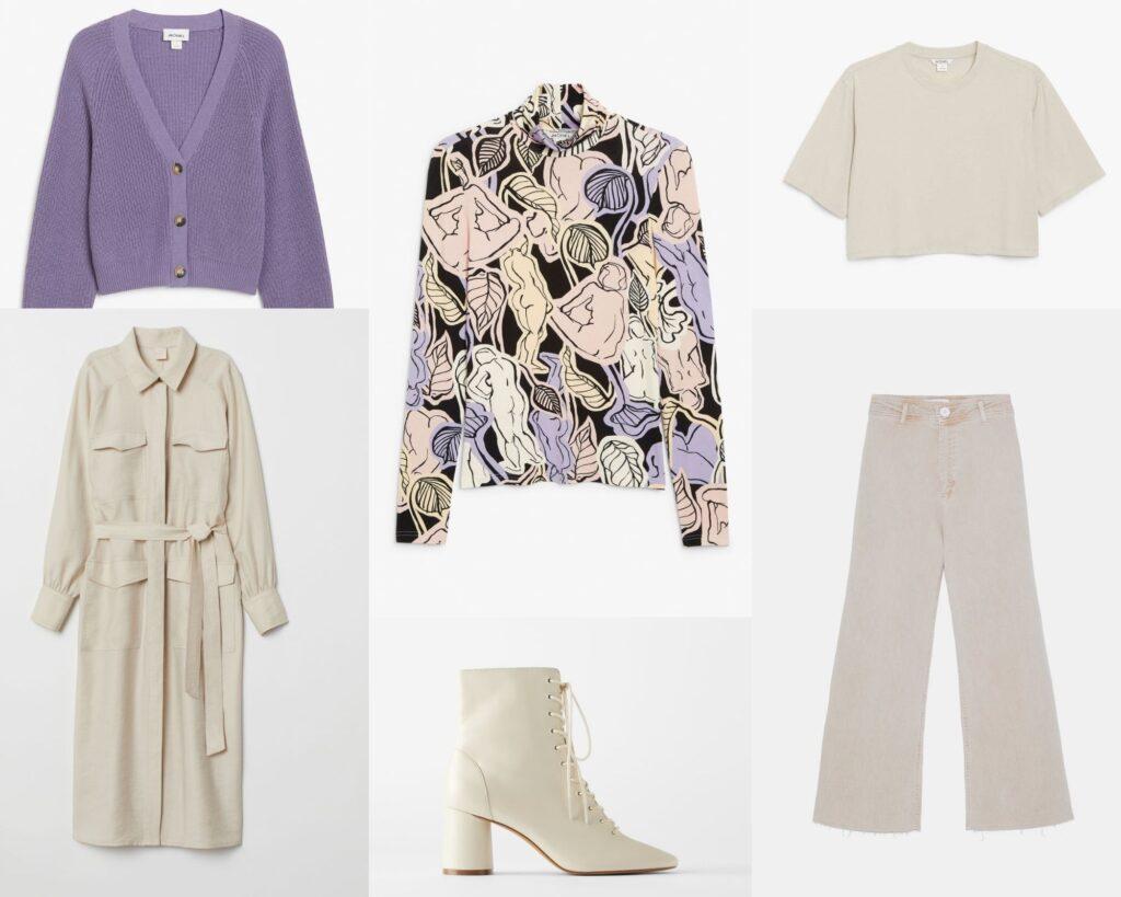 jak kupowac ubrania i dodatki zeby tworzyc udane stylizacje